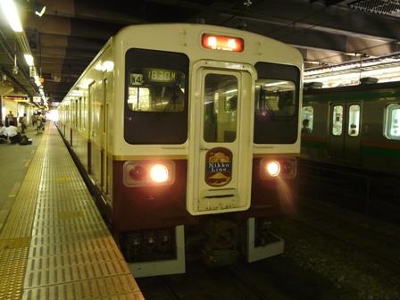 JR宇都宮駅・日光線 107系電車