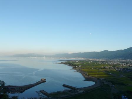 天満峠からの眺望 2