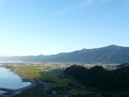 天満峠からの眺望 4