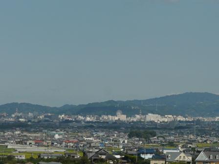 伊予市某所からの眺め 2