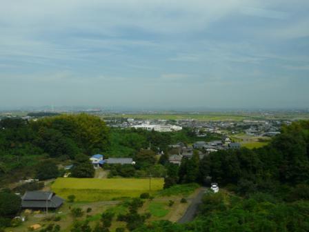 松山-神戸間・高速バス 車窓風景 1