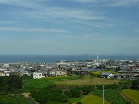 松山-神戸間・高速バス 車窓風景 2