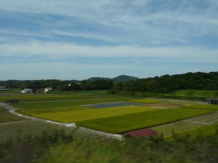 松山-神戸間・高速バス 車窓風景 8