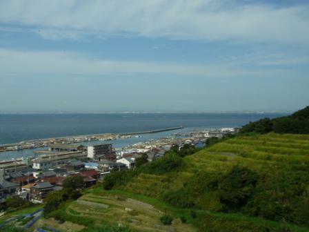 松山-神戸間・高速バス 車窓風景 9