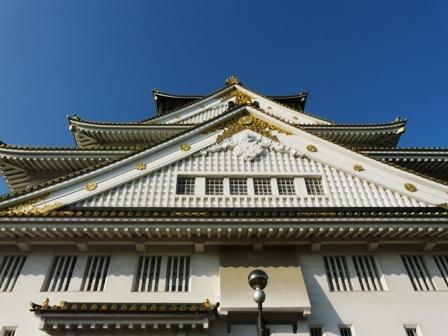大阪城 4