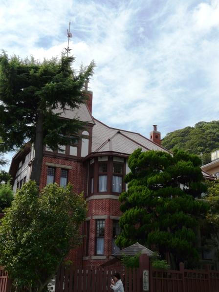 神戸 異人館 風見鶏の館 2