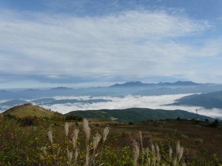 大川嶺近辺 雲海 5