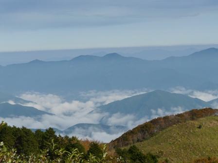大川嶺近辺 雲海 4