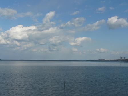 西条から 海の眺め 1