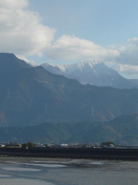 西条から 山の眺め 5