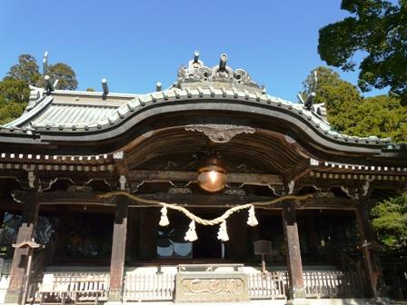 筑波山神社 6