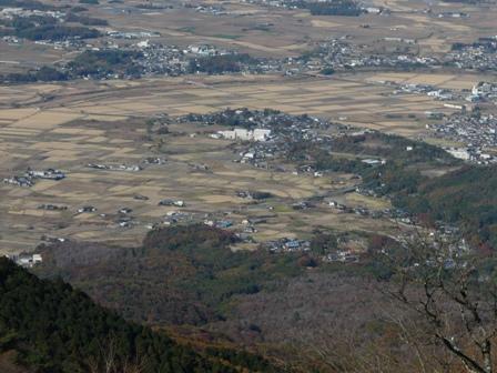 ケーブルカー山頂駅付近の展望台からの眺望 5