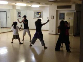 dance入門1