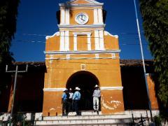 Muni de San Luis Jilotepeque