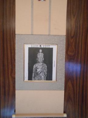 父の描いた仏画