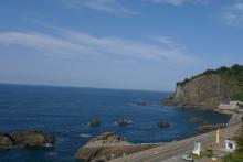 ばんちゃんの旅案内 -日本全国自走の旅--越前海岸