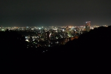 ばんちゃんの旅案内 -日本全国自走の旅--卯辰山見晴台