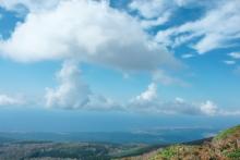 ばんちゃんの旅案内 -日本全国自走の旅--庄内平野の展望1