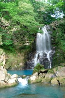 ばんちゃんの旅案内 -日本全国自走の旅--奈曽の滝