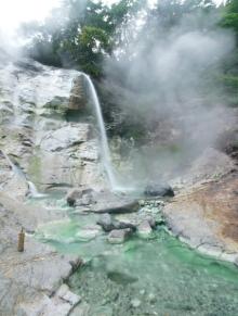 ばんちゃんの旅案内 -日本全国自走の旅--温泉の滝