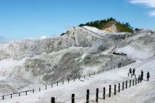 ばんちゃんの旅案内 -日本全国自走の旅--川原毛地獄