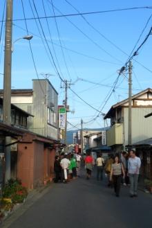 ばんちゃんの旅案内 -日本全国自走の旅--喜多方の街並み