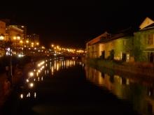 ばんちゃんの旅案内 -日本全国自走の旅--小樽運河