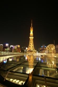 ばんちゃんの旅案内 -日本全国自走の旅--名古屋テレビ塔