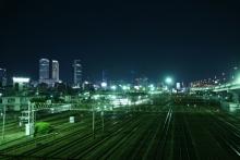 ばんちゃんの旅案内 -日本全国自走の旅--名古屋駅ビル群