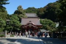ばんちゃんの旅案内 -日本全国自走の旅--鶴岡八幡宮