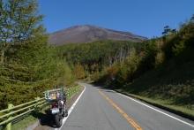 ばんちゃんの旅案内 -日本全国自走の旅--富士山への道