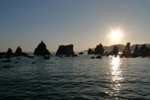 ばんちゃんの旅案内 -日本全国自走の旅--橋杭岩