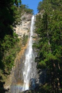 ばんちゃんの旅案内 -日本全国自走の旅--那智の滝