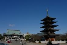 ばんちゃんの旅案内 -日本全国自走の旅--覚王山日泰寺