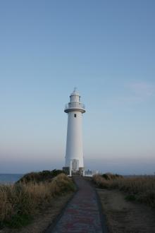 ばんちゃんの旅案内 -日本全国自走の旅--爪木崎灯台