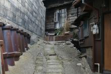 ばんちゃんの旅案内 -日本全国自走の旅--常滑やきもの散歩道