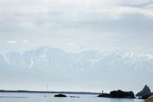 ばんちゃんの旅案内 -日本全国自走の旅--雨晴海岸