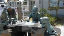 ばんちゃんの旅案内 -日本全国自走の旅--水木しげる銅像