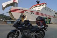 ばんちゃんの旅案内 -日本全国自走の旅--西ノ島上陸