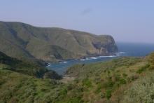 ばんちゃんの旅案内 -日本全国自走の旅--国賀海岸