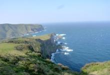 ばんちゃんの旅案内 -日本全国自走の旅--摩天崖より