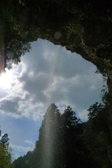 ばんちゃんの旅案内 -日本全国自走の旅--壇鏡の滝