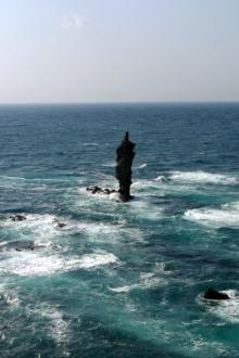 ばんちゃんの旅案内 -日本全国自走の旅--ローソク島