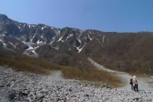 ばんちゃんの旅案内 -日本全国自走の旅--大山元谷