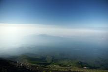 ばんちゃんの旅案内 -日本全国自走の旅--富士山7-8合目