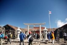 ばんちゃんの旅案内 -日本全国自走の旅--富士山頂上浅間大社