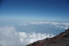 ばんちゃんの旅案内 -日本全国自走の旅--頂上からの展望
