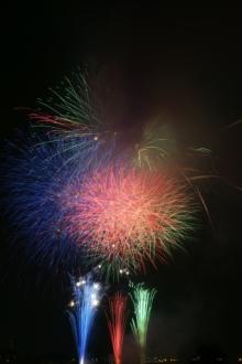 ばんちゃんの旅案内 -日本全国自走の旅--長良川花火大会