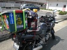 ばんちゃんの旅案内 -日本全国自走の旅--準備完了!