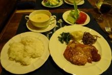 ばんちゃんの旅案内 -日本全国自走の旅--夢民村夕食